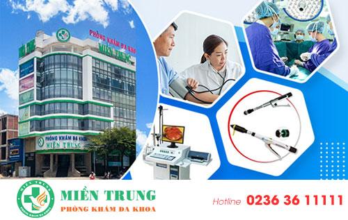 Bệnh viện chuyên khoa trĩ uy tín ở Đà Nẵng